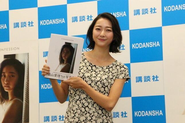 畠山愛理さん(2018年)