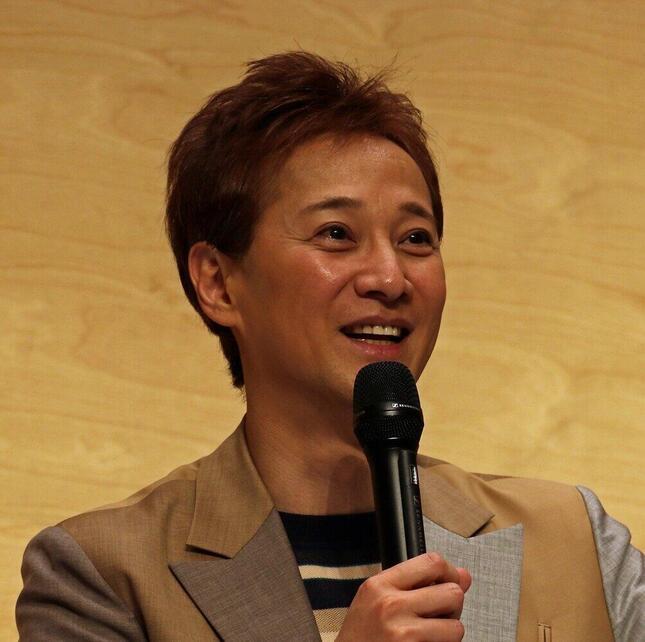中居正広さん(2020年撮影)