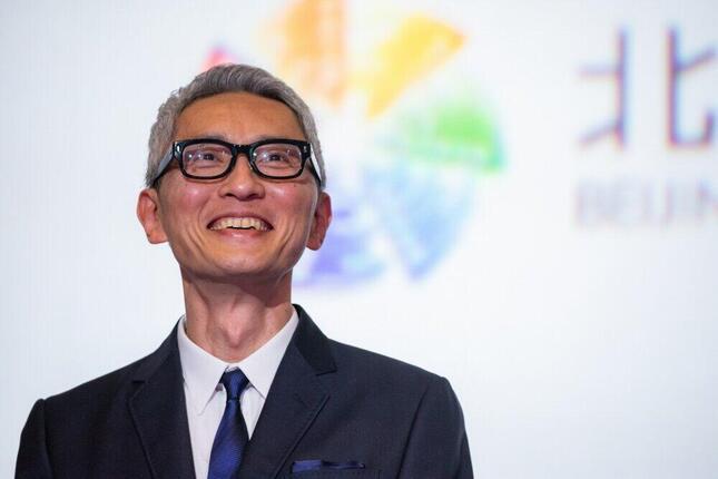 松重豊さん(写真:アフロ)