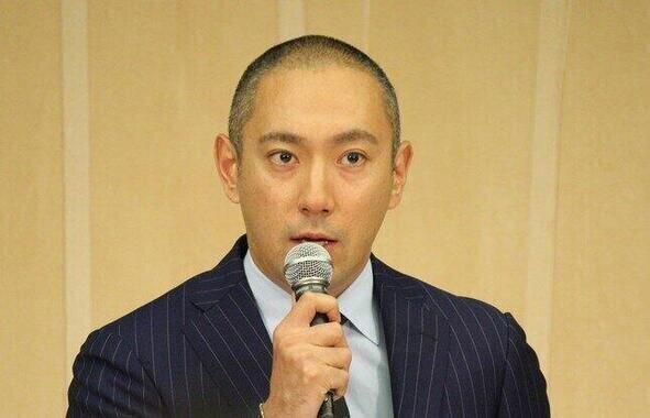市川海老蔵さん