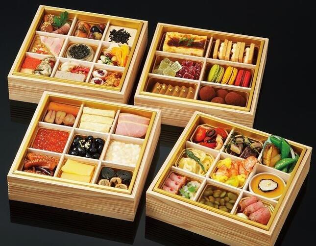 高島屋の「夢の饗宴おせち」108,000円(本体価格100,000円)