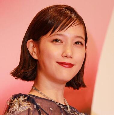 本田翼さん(2017年撮影)