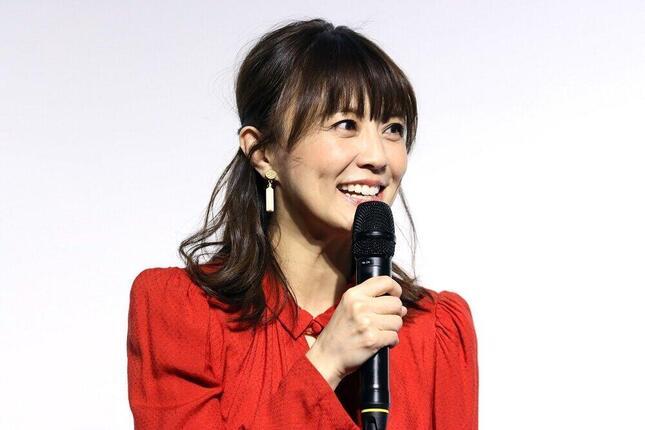 小林麻耶さん(つのだよしお/アフロ)