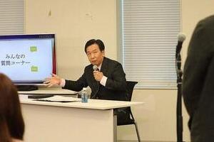 枝野氏はリプライ見ず「ミュートをバンバン」 それでもSNSで反対意見聞く方法
