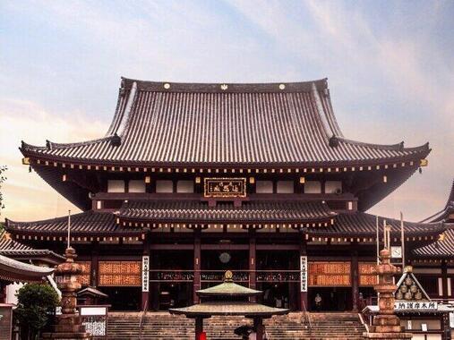 初詣の歴史は意外と新しい(写真は川崎大師)