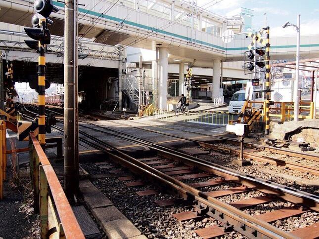 1984年5月5日、阪急六甲駅で「六甲事故」が起きた。
