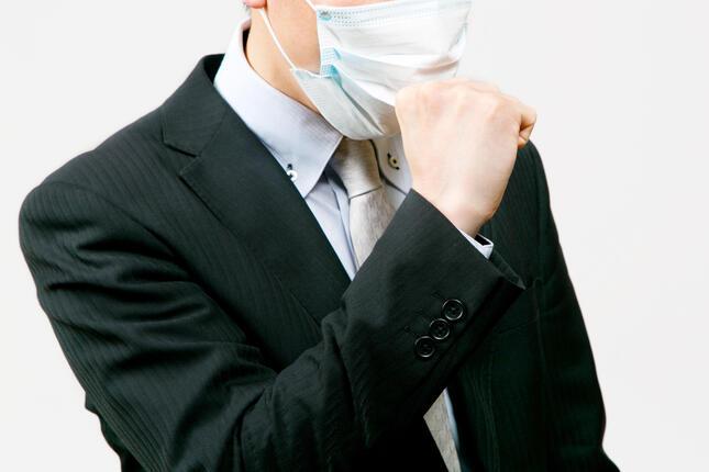 マスク拒否がまた話題に(写真はイメージ)