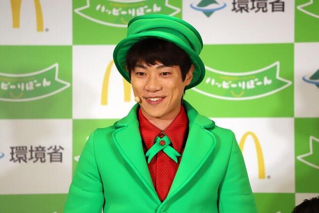 横山だいすけさん(写真:つのだよしお/アフロ)