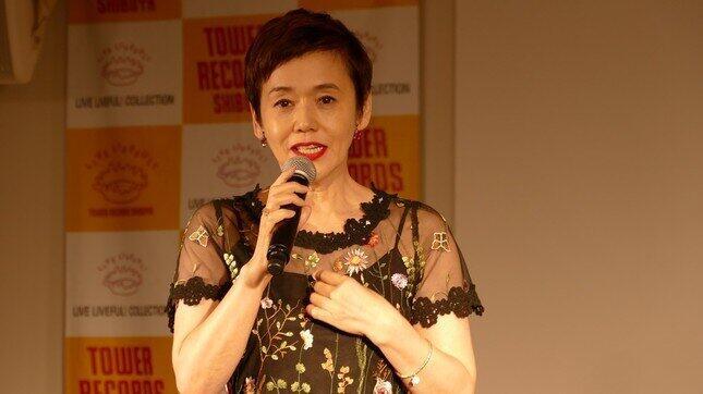 大竹しのぶさん(撮影2017年)
