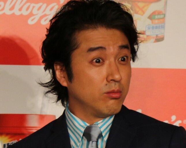 ムロツヨシさん(2015年4月撮影)