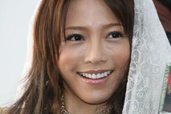 釈由美子さん(2007年撮影)