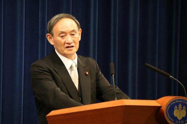 菅首相。コロナ後も見据えた追加経済政策だが…