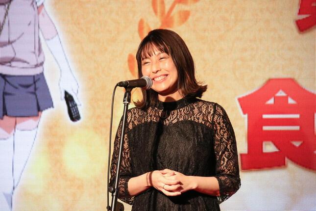 「とある科学の超電磁砲T」で食蜂操祈を演じた声優の浅倉杏美さん