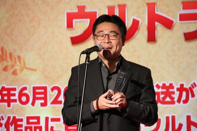 特撮ドラマ「ウルトラマンZ」の田口清隆監督