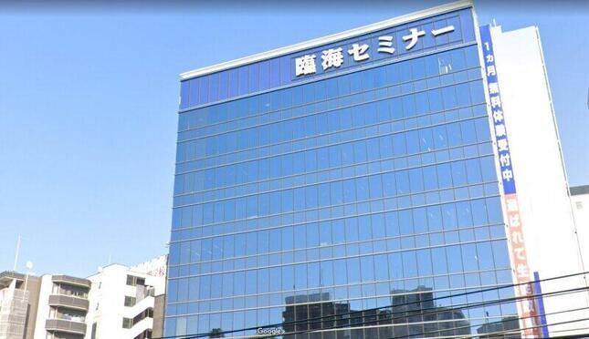 臨海本社(グーグルマップより)