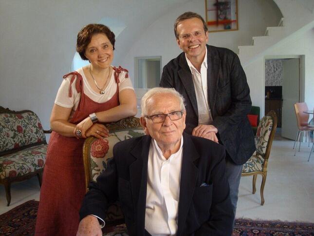98歳で亡くなったピエール・カルダンさん(2010年。Terentiyevaさん撮影、Wikimedia Commonsより)