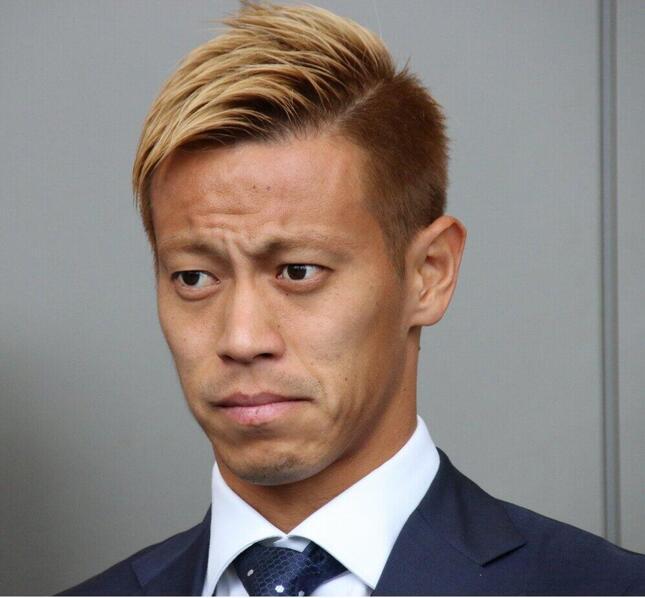 Keisuke Honda (عکس در سال 2018)
