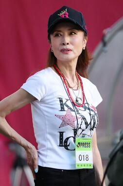 小柳ルミ子さん(写真:YUTAKA/アフロスポーツ)