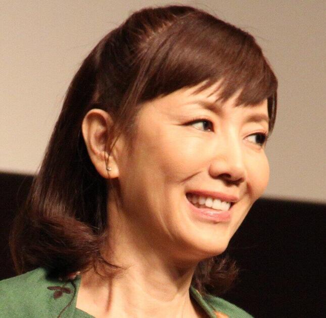 戸田恵子さん(2015年撮影)