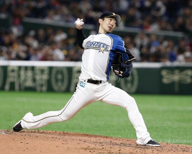 金子弌大投手(写真:AP/アフロ)