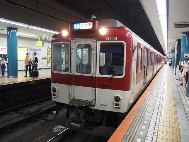 奈良や伊勢志摩など沿線に観光地が多い近鉄