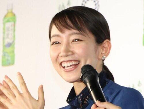 吉岡里帆さん(2019年撮影)の「祝い事の日」に変化が?