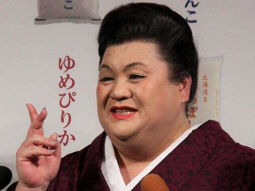 マツコ・デラックスさん(2019年撮影)