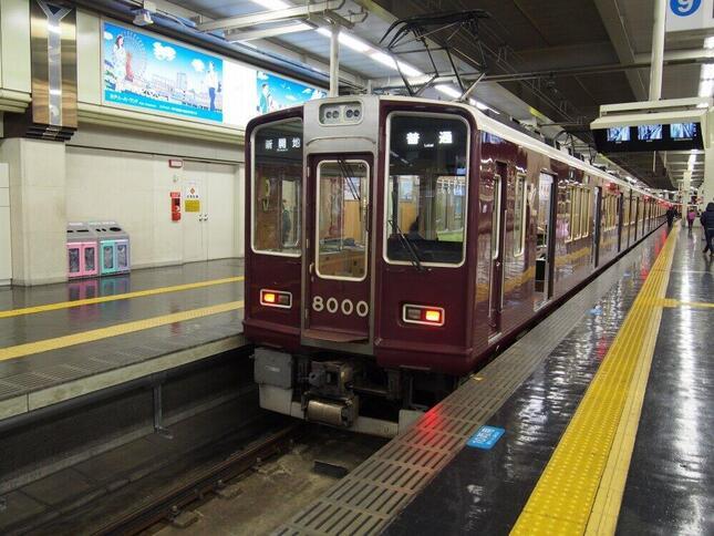 JR西日本のライバル阪急神戸線