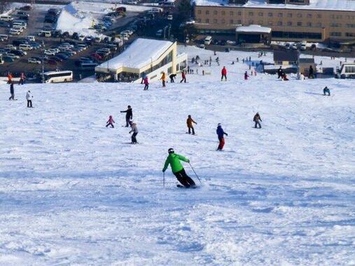 スキーのイメージは過去の話?(画像はイメージ)
