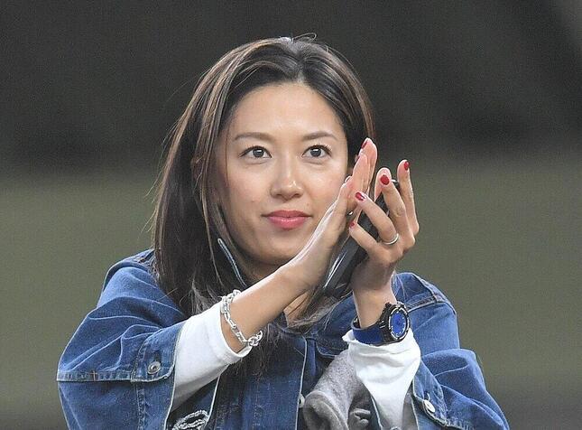 里田まいさん(写真:アフロ)