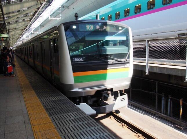 JR東海道本線も終電の繰り上げ対象に