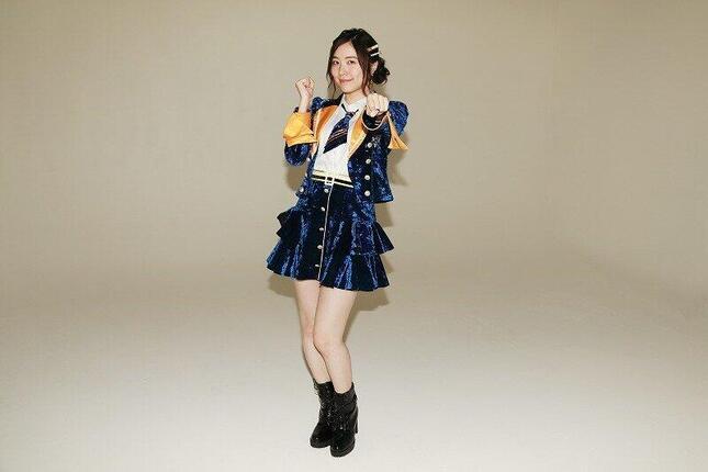 SKE48の松井珠理奈さん。卒業後の展望についても語ってもらった