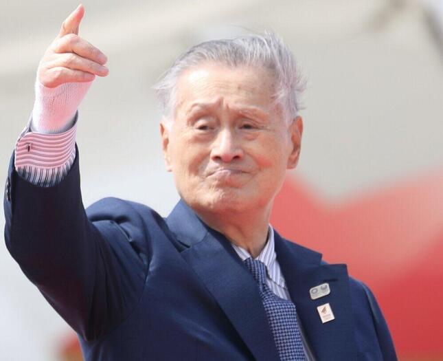 森喜朗会長(2020年3月撮影)