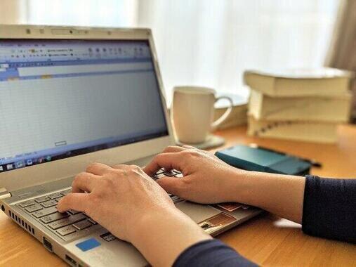 在宅勤務の定着とオフィス需要の関係が…(画像はイメージ)