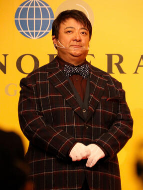 彦摩呂さん(2021年2月15日撮影)