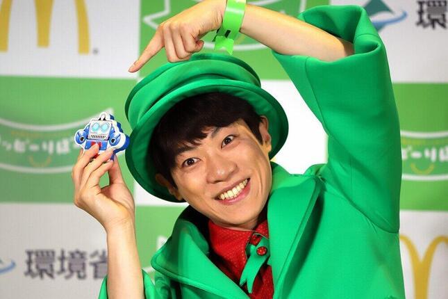 横山だいすけさん(写真:つのだよしお/アフロ)が、「弟が出演」情報を告知できなかった理由とは?