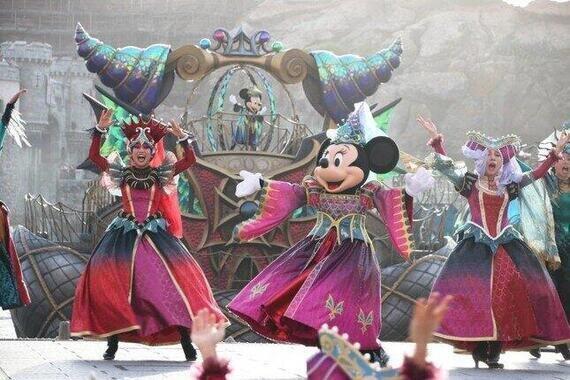 東京ディズニーシー2019年のハロウィーンプログラム「フェスティバル・オブ・ミスティーク」