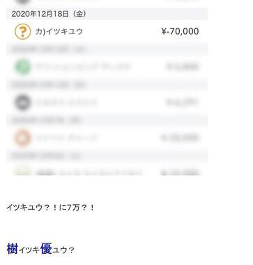 蒼井そらさんがブログ(Ameba)で示した「勘違い」のきっかけ資料。