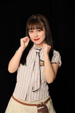 SKE48卒業を発表した竹内彩姫(さき)さんは「アイドルを経験したからこそ出来る可能性を存分に発揮したい」と意気込む (c)2021 Zest,Inc.