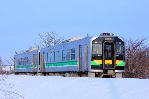 ローカル区間であるが、大半の列車が運休に(画像はイメージ)