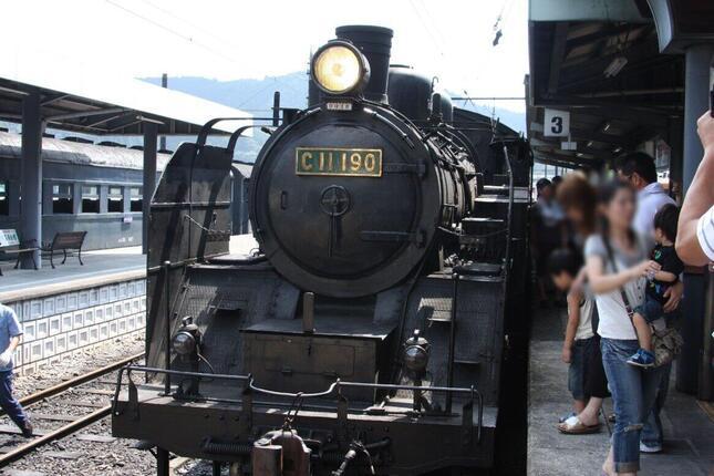 大井川鉄道では3月20日・21日にイベント「SLフェスタin新金谷」を開催予定だ(2009年撮影)