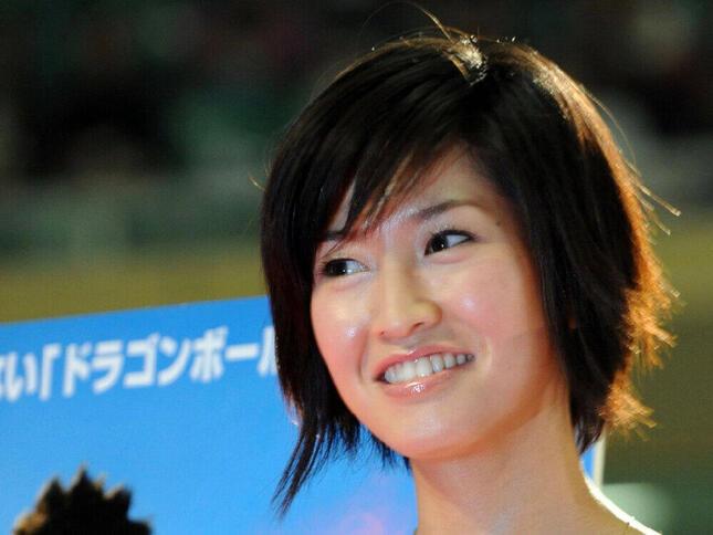 森下千里さん(写真:アフロ、2009年)