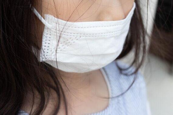 マスク外せと拡声器で呼びかけたが…(写真はイメージ)