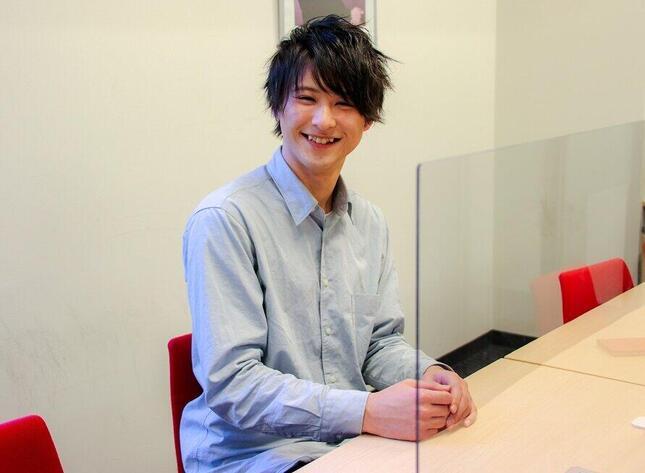 ライバー向けブログ「しばらいぶ」を運営する神崎たいきさん