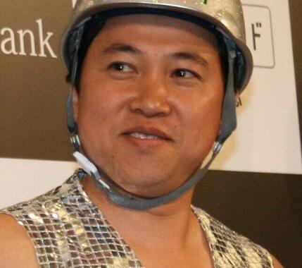 スギちゃん(2012年撮影)