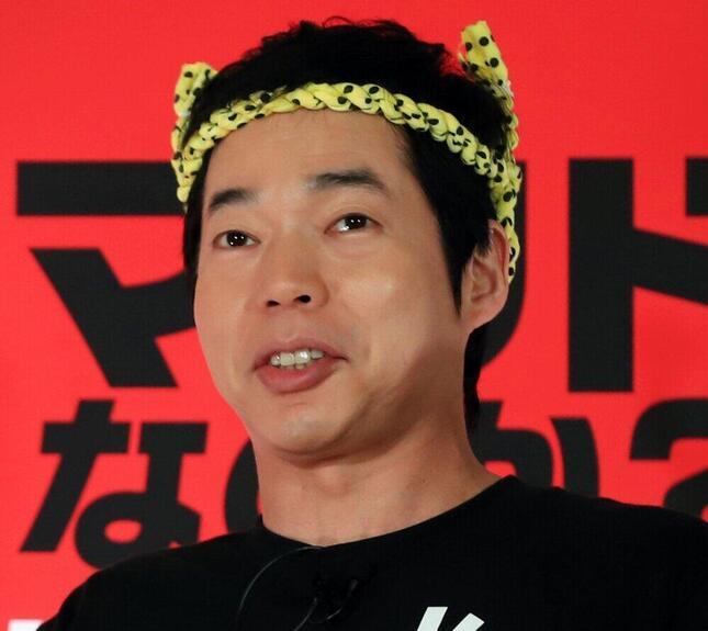 今田耕司さん(写真:つのだよしお/アフロ)