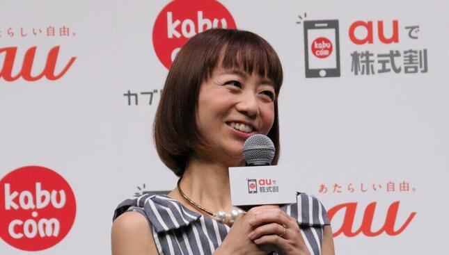 福田萌さん。隔離生活でのハプニングを明かす