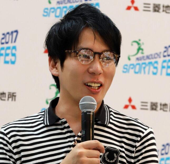 ザブングルの松尾陽介さん(写真:つのだよしお/アフロ)