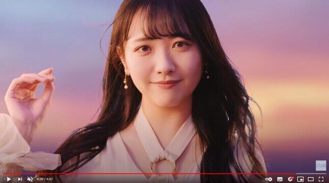 You Tube・STU48公式 STU48 6thシングル「独り言で語るくらいなら」MUSIC VIDEO / STU48【公式】 石田千穂