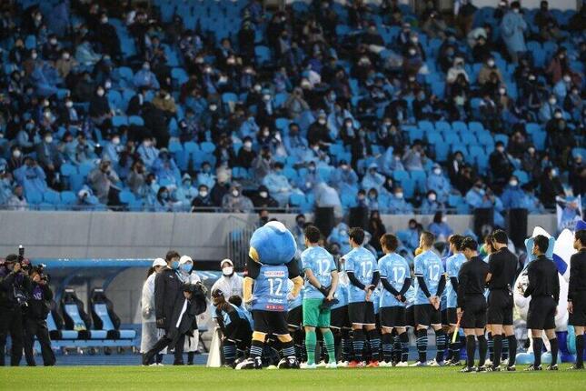 川崎フロンターレ(写真 : アフロスポーツ)